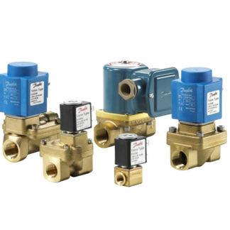 Solenoid ventiles(valves)