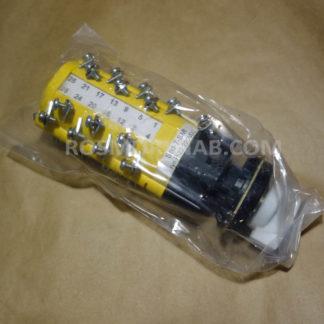 Пакетные выключатели и переключатели